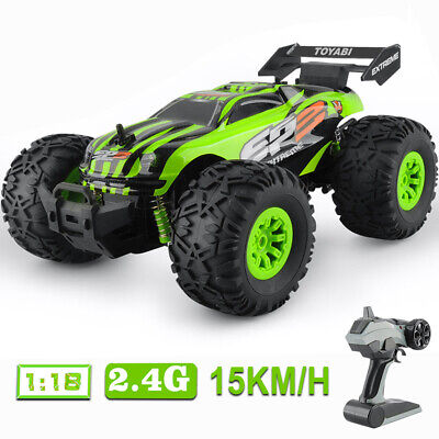 4WD Remote Control Car Terrain Off Road Vehicle Monster Truc