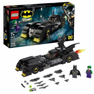 costruzioni LEGO DC Super Heroes - BATMAN - BATMOBILE: inseguimento di JOKER