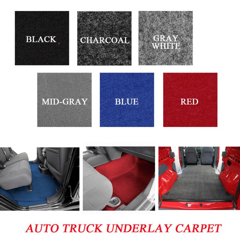 Sub Woofer Speaker Box Carpet Cover Video Audio DJ Box Wrap Upholstery Trim
