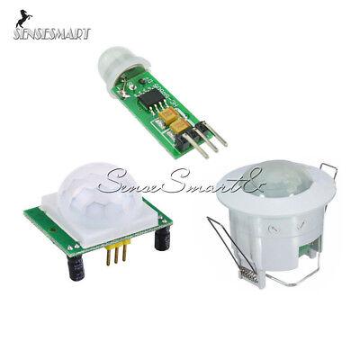 Mini Hc-sr505 360 Precise Detector Module Ceiling Infrared Pir Motion Sensor