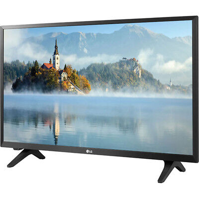 "LG 28LJ430B-PU 28""-Class HD 720p LED TV - Open Box"