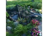 Pyramid pond net