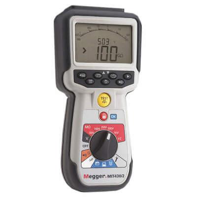 Megger Mit4302 Battery Operated Megohmmeter1000vdc
