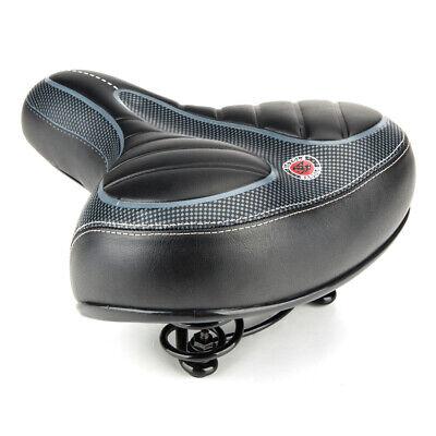New Fashion Wide Big Thicken Bike Bicycle Cruiser Sporty Soft Saddle Seat