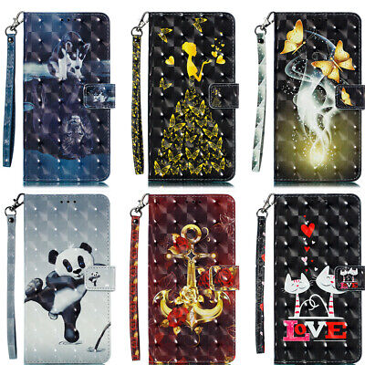Credit Card Holder Wallet Phone Case Cover For iPhone 6 7 8 Plus X XR XS (Iphone 7 Phone Case With Card Holder)