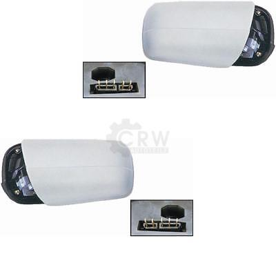 Außenspiegel Set Mercedes W202 C-Kl. Bj. 93-96 elek. 5-PIN beheizbar FB9