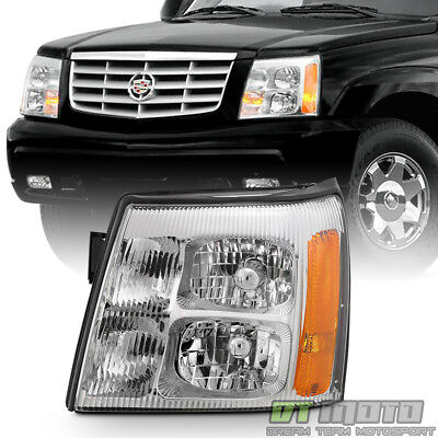 HID Model 2003-2006 Cadillac Escalade Headlight Headlamp Replacement Driver Side