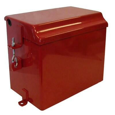 Ihs084 Battery Box With Lid -- Fits Farmall M Series And International