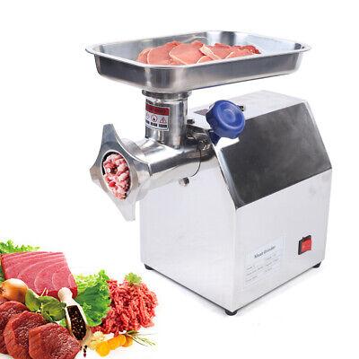 170kgh Commercial Electric Meat Grinder Mincer Sausage Stuffer Filling Machine