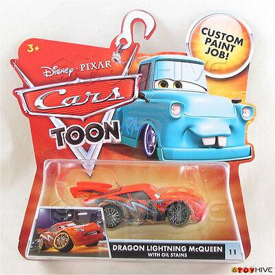 FA Disney Pixar Cars Movie Moments Doubles Mini Adventures Toon Etc You Choose