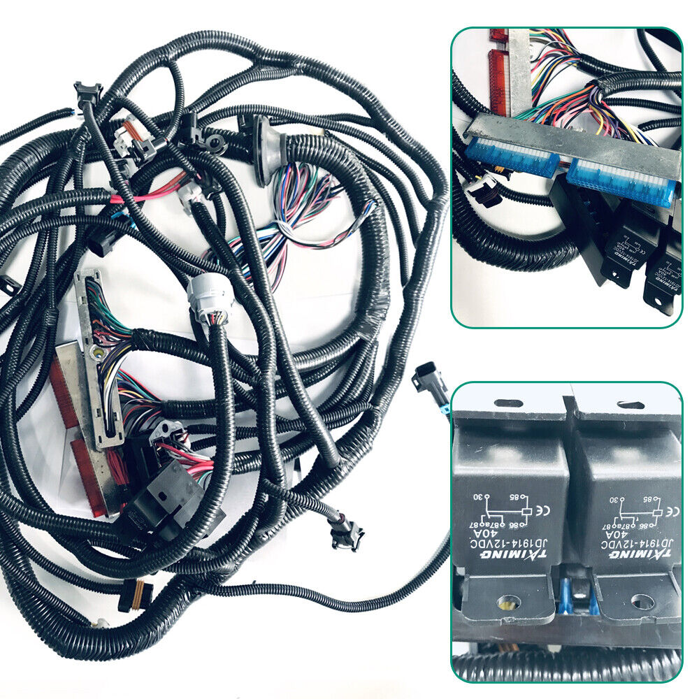 Stand Alone Wiring Harness Ls1 Engine 4l60e For 1997