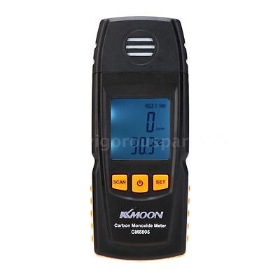 Handheld Carbon Monoxide Meter CO Monitor Tester Detector Gauge GM8805 US Stock