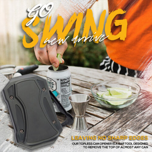 Go Swing Topless Can Opener - FAST SHIPPING