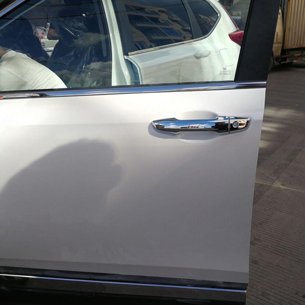 For Honda CRV CR-V 2017 2018 2019 Chrome Exterior Door Handles Cover Trim