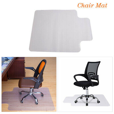 Chair Mat PVC Home Office Hard Protector Desk for Floor Chair Tranparent