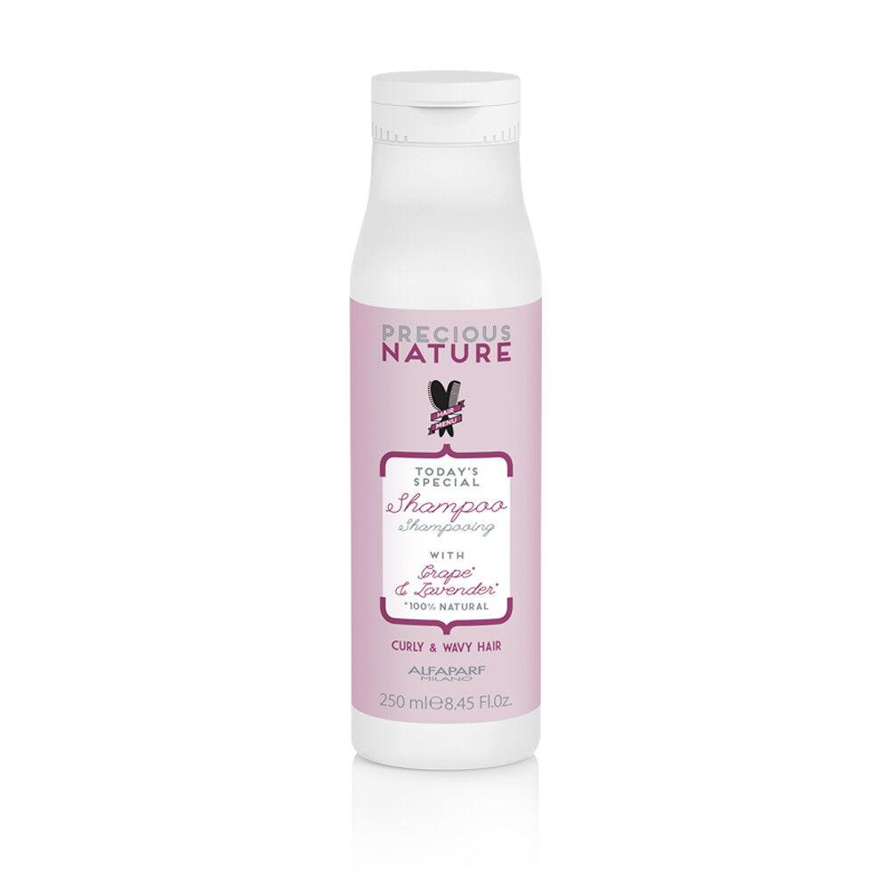 Alfaparf Precious Nature Curly & Wavy Shampoo 250 ml / Capelli Ricci e Mossi