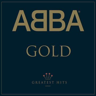 Abba GOLD: GREATEST HITS 180g +MP3s BEST OF 19 ESSENTIAL SONGS New Vinyl 2 LP