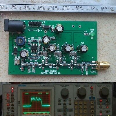 Sma Noise Sourcesimple Spectrum External Tracking Source Dc 12v