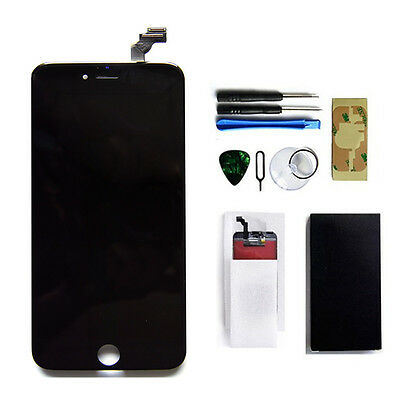 Black LCD Display+Touch Screen Digitizer Assembly for iPhone 6 Plus 5.5'' OEM