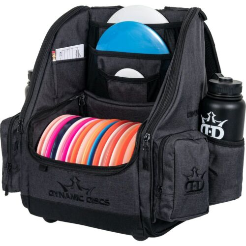 Dynamic Discs COMMANDER Bag for Disc Golf - Backpack Style 20+ Capacity