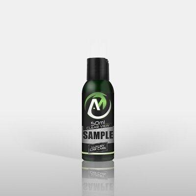 5L Car Screen Wash Shot Hyper Concentrated formula 50ml makes 5L smear free PRO