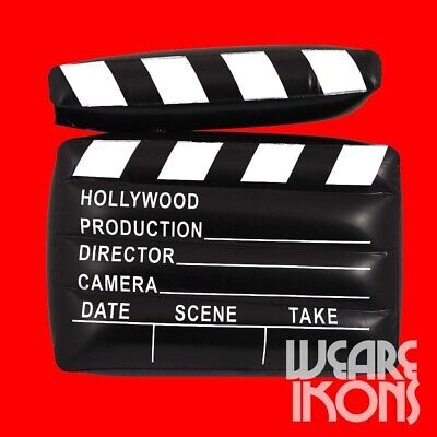 Inflatable Clapper Board 43x34cm Movie Film Director Prop Decoration](Inflatable Clappers)