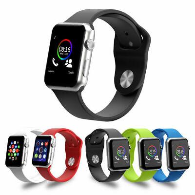 Reloj Intelegente Pulsera Táctil Bluetooth Smartwatch Universa IOS Y Android