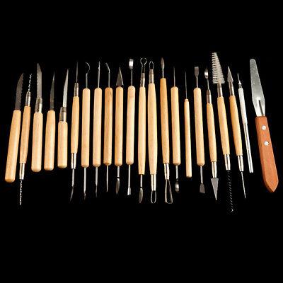 Инструменты для керамики 22Pcs/Set Stainless Steel