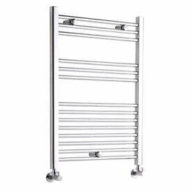Kudox - Premium Flat Heated Towel Rail 800mm x 500mm