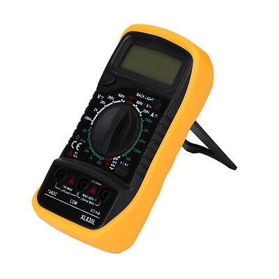 Digital Lcd Multimeter Voltmeter Ammeter Ohm Ac Dc Volt Tester Xl830l Bbc