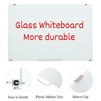 35 X 24 Magnetic Dry Erase Board School Office Home Glass Whiteboard Glassboard