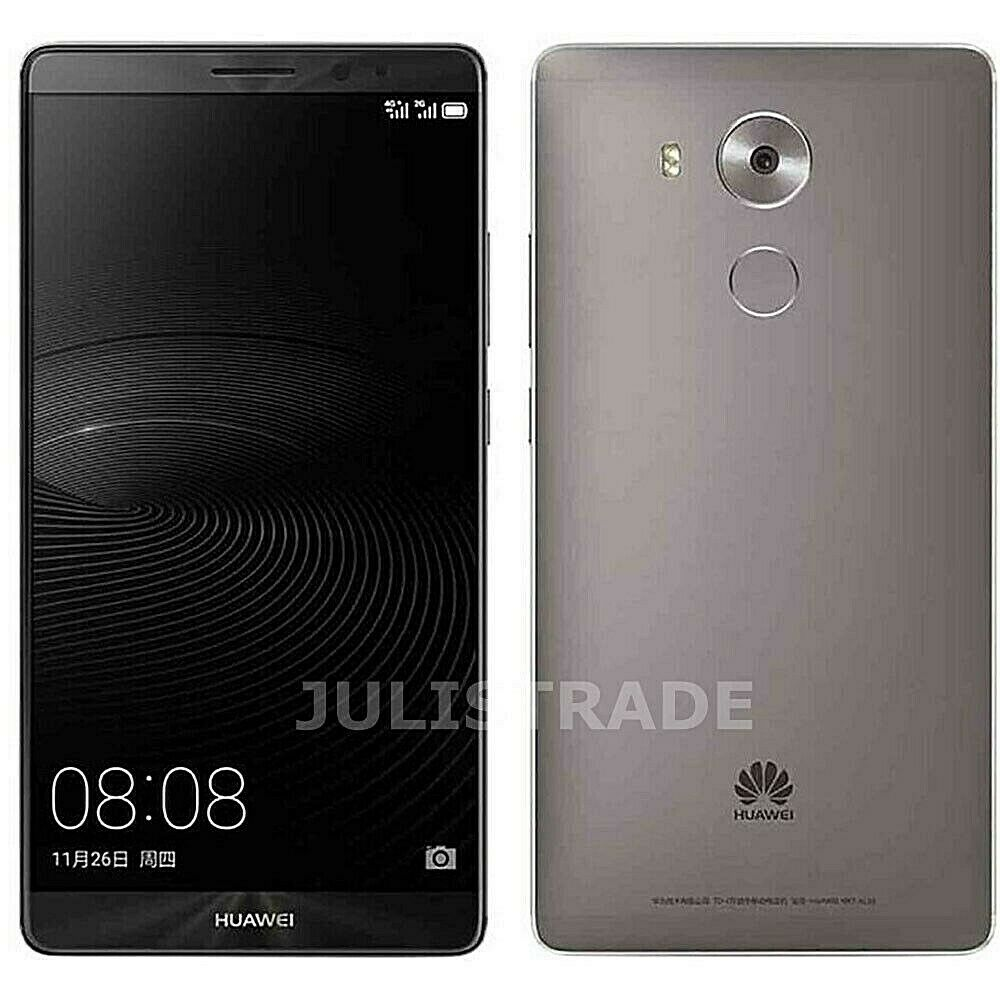 """HUAWEI MATE 8 NXT-L29 3gb 32gb Octa-Core 16mp Dual Sim 6.0"""" Android Mobile Phone"""