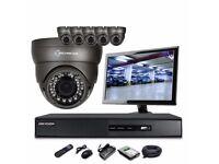 Cctv / intruder alarms systems full installation