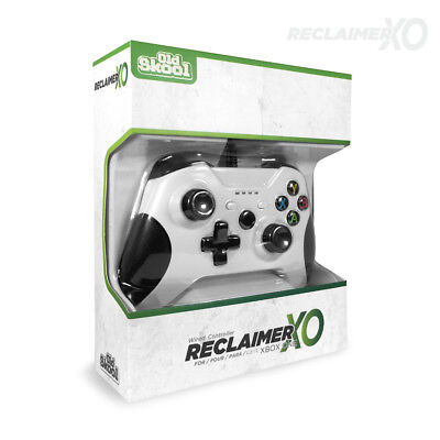 RECLAIMER Wired Controller for XBOX ONE™ - White
