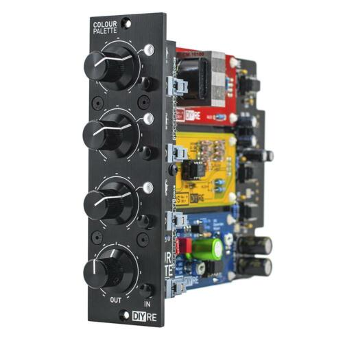 Primary Colours Bundle 3 Stage Classic Audio Channel   500-Series Module