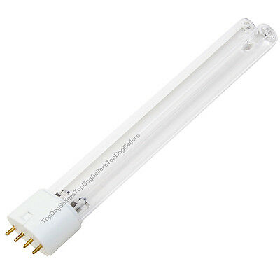 UV Bulb 18W 18 watts Lamp 2G11 Base Pond Sterilizer Clarifier for Odyssea 1x -