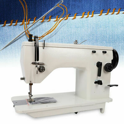 Industrial Sewing Machine Embroideredcurved Seam White Walking Foot- Leather