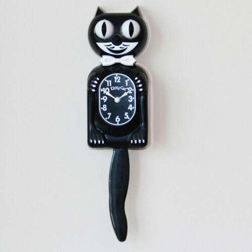 Kitty Cat Klock (Classic Black-Small) - NEW