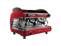 Sam remo 2 group coffee traditional espreso machine
