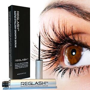 Reglash Eyelash Enhancer Growth Serum 6ml Longer Lashes Forget False Extensions