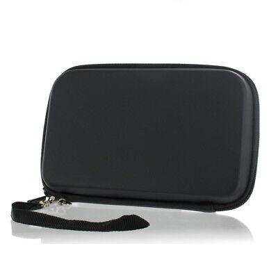 Navi Tasche für Garmin DriveSmart 61LMT-S Case Schutzhülle Hardcase Etui schwarz