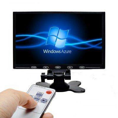 "US- 7""/9""/10"" CCTV Monitor PC Screen AV RCA VGA HDMI 1080p f"