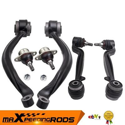 For Range Rover L322 2002-2012 - FULL Front Suspension Arm Set With Ball Joints