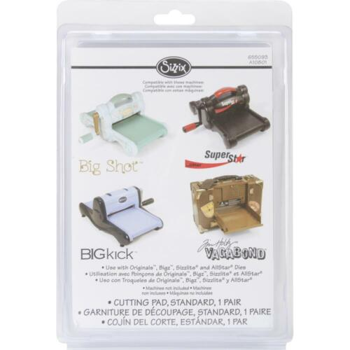 Sizzix Cutting Pads, Standard 1 Pair, 655093