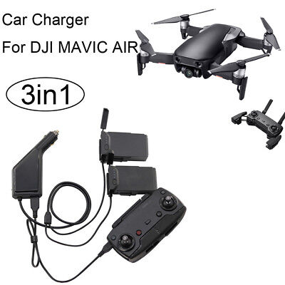 Batterie Akku Remote Control Ladegerät Auto Adapter for DJI Mavic 2 Pro RC877