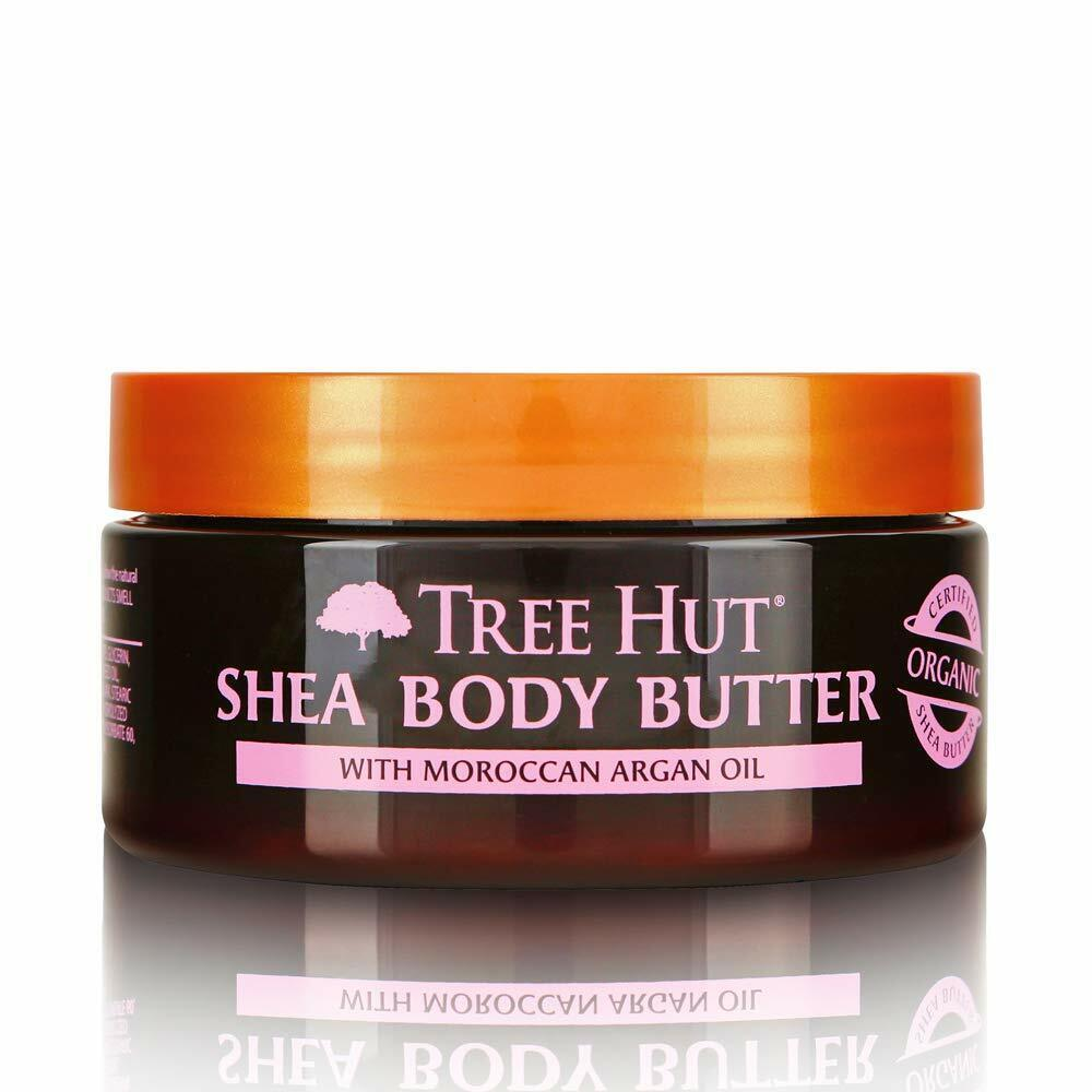 Tree Hut 24 Hour Intense Hydrating Shea Body Butter Moroccan