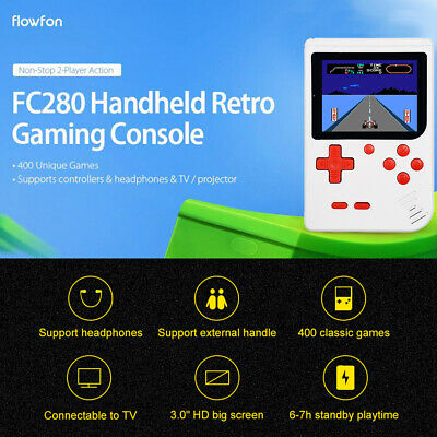 Handheld Game Console 3.0