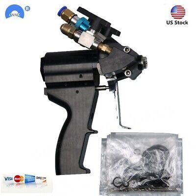 P2 Pu Foam Spray Gun Polyurethane Air Purge Spray Gun Self Cleaning Usa Stock