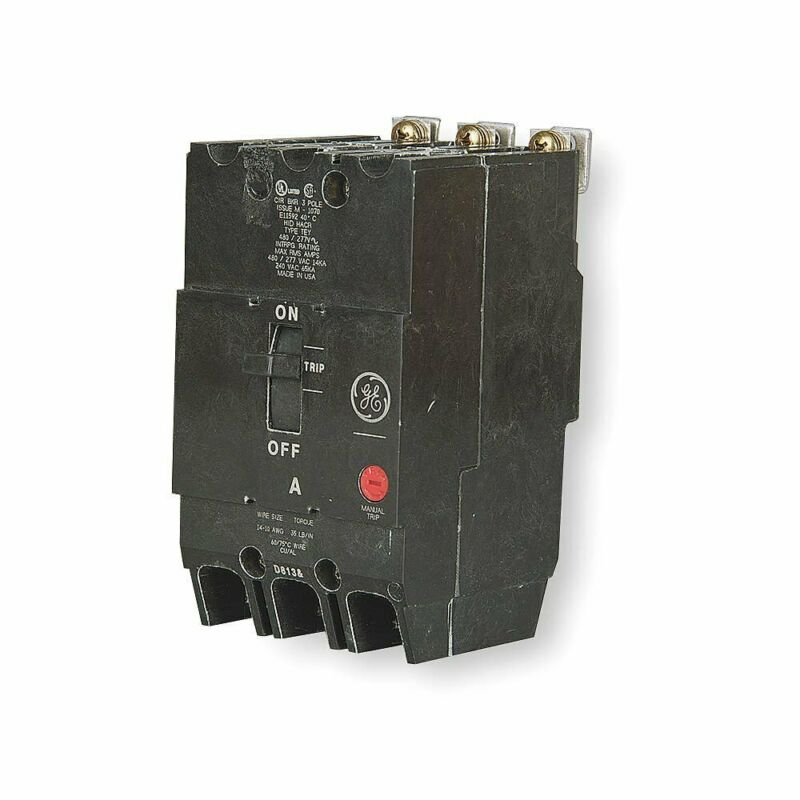 TEY380 Bolt on Branch Circuit Breakers by General Electric