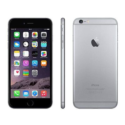 $202.50 - Apple iPhone 6 Factory Unlocked 16GB Smartphone FAIR CONDITION